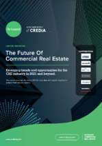 UK Future of Commercial Real Estate Report